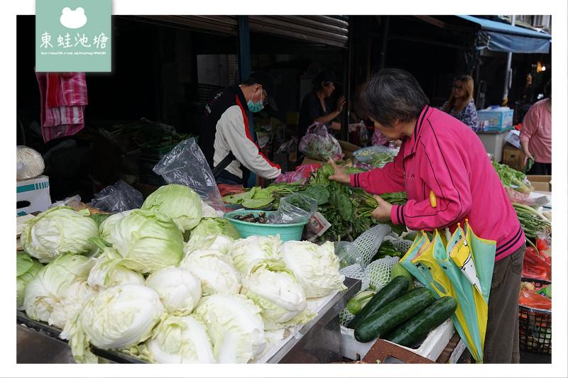 【台北客家美食推薦】台北大橋頭延三商圈/粿仔街 米食文化館