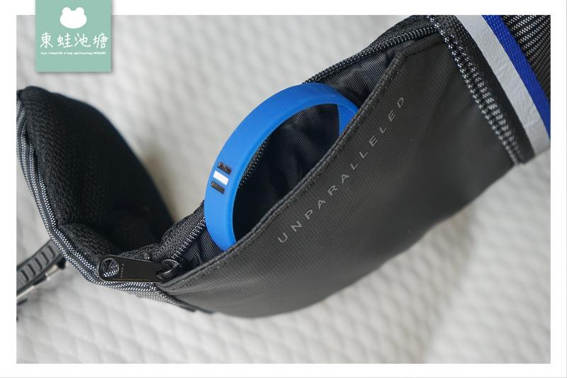 【相機包推薦】NIID  Decode Tech Sling 科技單肩包 通勤上班族推薦好物 快取背帶收納方便