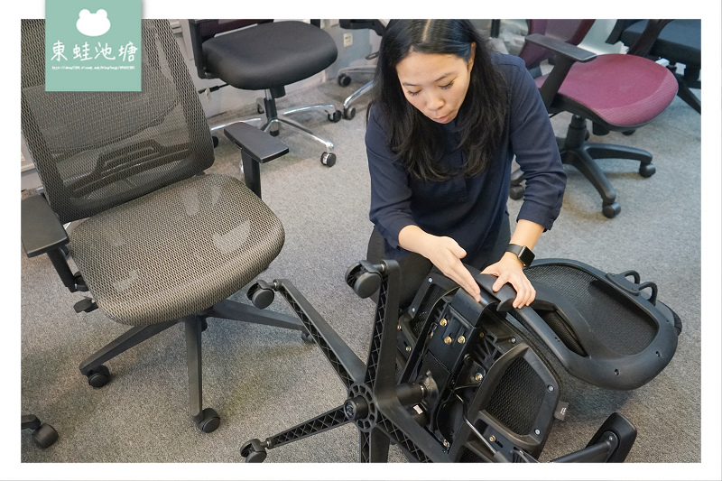 【中壢人體工學椅推薦】專業辦公椅人體工學椅挑選重介紹 GIHCHIN人體工學椅