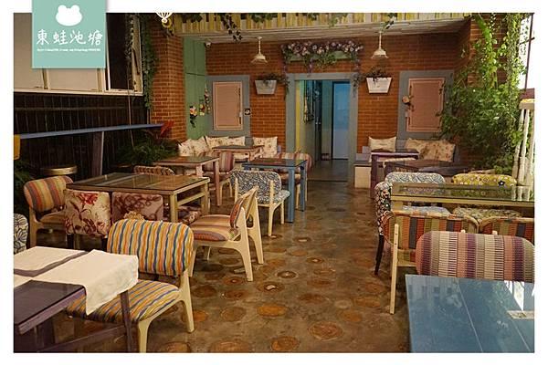 【台北住宿推薦】迪化街合法旅店 濃厚復古色彩 大稻埕花園旅店 D.G. Hotel & Cafe