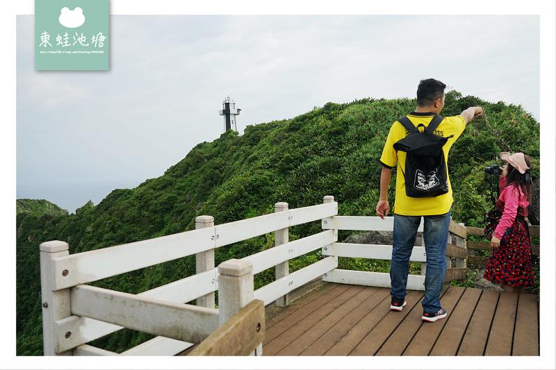 【台灣龍珠基隆嶼秘境重開】日治時期基隆八景 踏千階攻頂訪基隆島燈塔