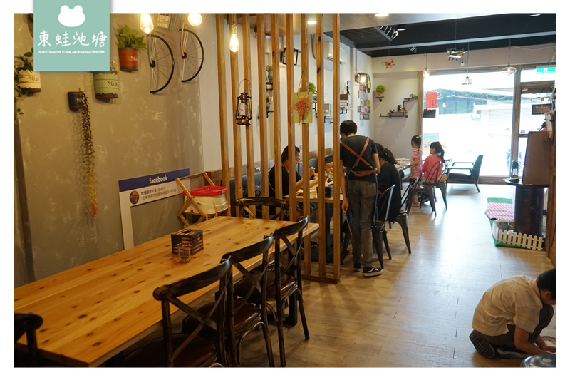 【桃園藝文特區親子餐廳推薦】專屬兒童遊戲區 野餐帳篷用餐區 放慢腳步親子咖啡館
