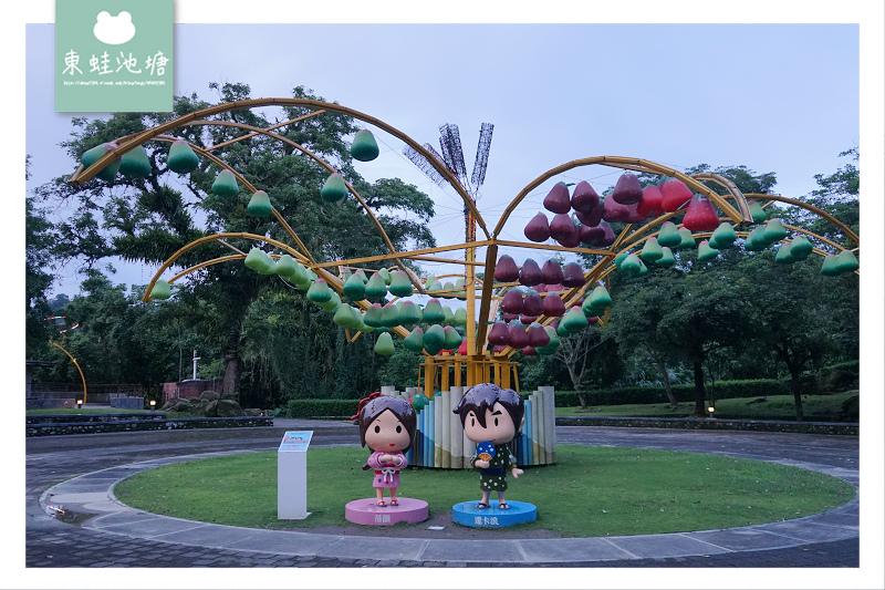 【台南關子嶺免費景點推薦】吳晉淮音樂廣場 嶺頂公園