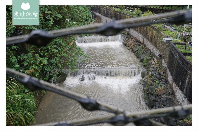 【台南關子嶺免費景點】關子嶺泥漿溫泉源頭 寶泉橋露頭