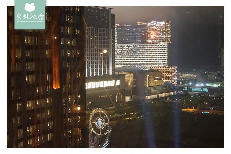 【澳門摩天輪推薦】全球首個8字摩天輪 新濠影滙 影滙之星8字摩天輪