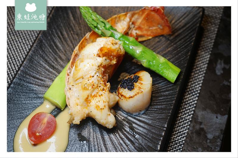 【竹北鐵板燒推薦】竹北約會聚餐好選擇 享廚鐵板燒 Enjoy Teppanyaki