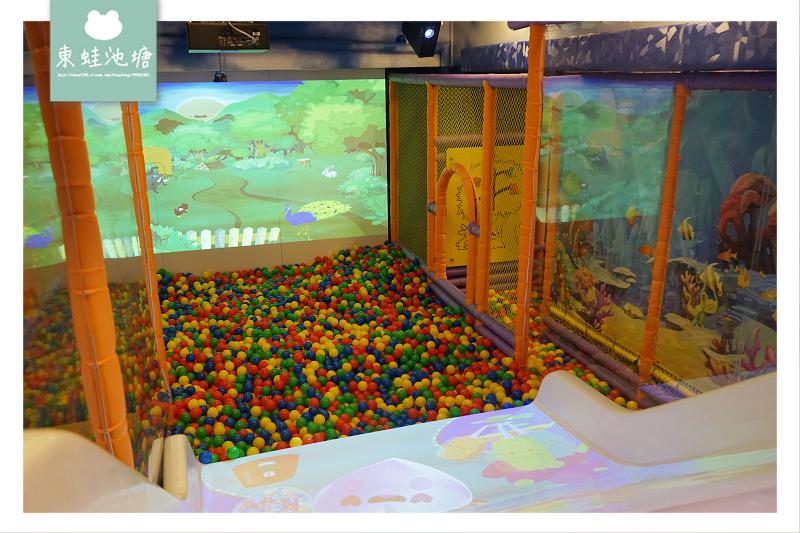 【宜蘭礁溪親子住宿推薦】免費兒童遊戲區卡茲童樂園 專屬親子房樓層 川湯春天旗艦館