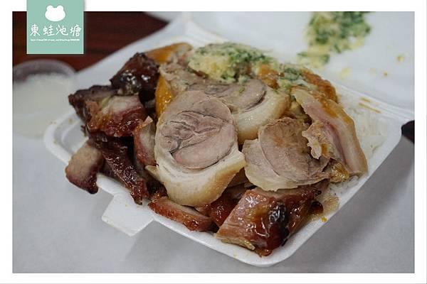 【澳門排隊美食推薦】平日午餐限定 排到天荒地老的盒飯 芬記燒臘