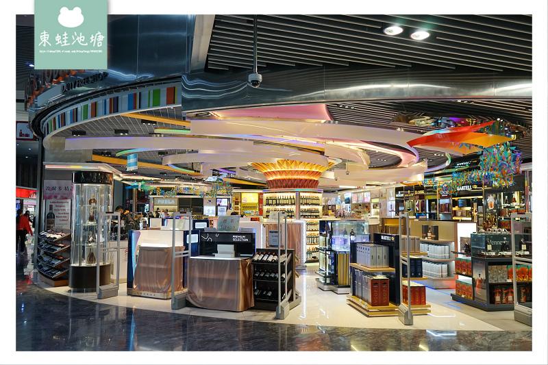 【長榮航空 BR806】澳門國際機場美食街 飛機餐介紹