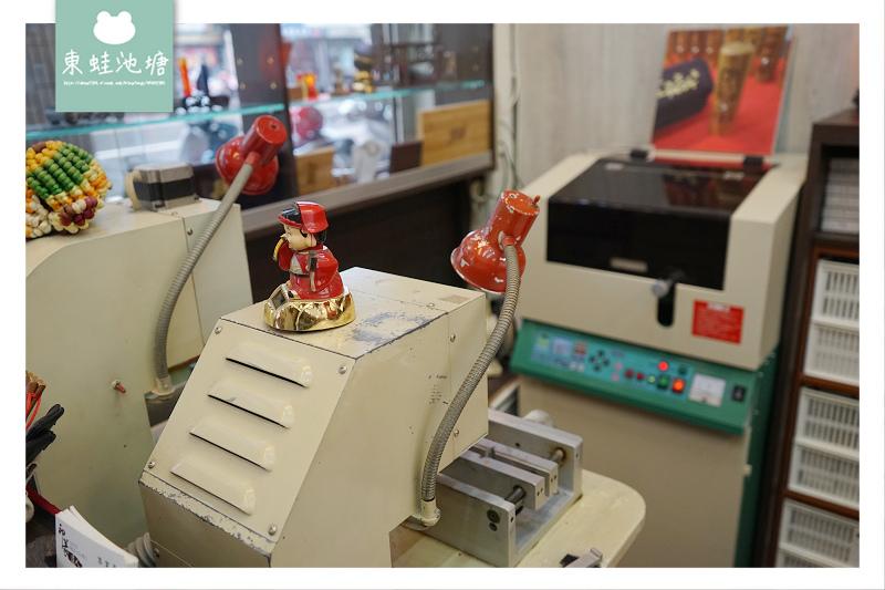 【桃園肚臍章胎毛章推薦】二十多年專業經驗 現場製作精美印章 印篆達人刻印鋪