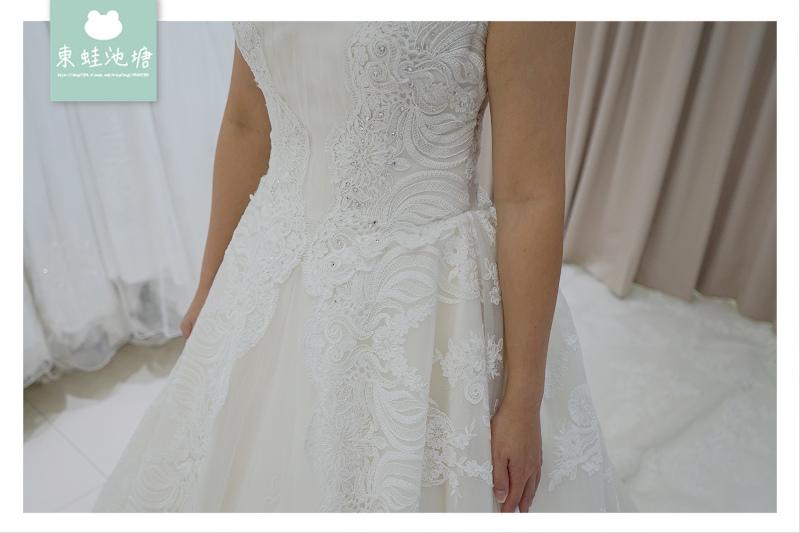【台中婚紗出租推薦】婚宴禮服單租/結婚包套攝影通通有 奾蒂婚紗美學館