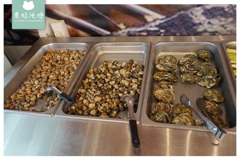 【桃園八德吃到飽推薦】真正桌邊泰國水道蝦 生蠔肉片無限量供應 豐富熟食吃到飽 泰蝦樂流水道泰國蝦吃到飽