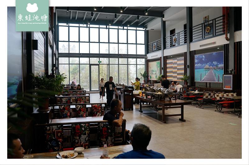 【溫州洞頭特色飯店】集裝箱房車營地 溫州百島壹號藝術酒店 NO.1 ART HOTEL