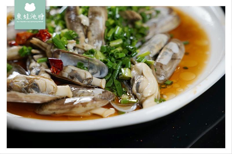 【溫州洞頭在地美食餐廳】美味必吃剁椒水魚 洞頭小石屋漁家樂