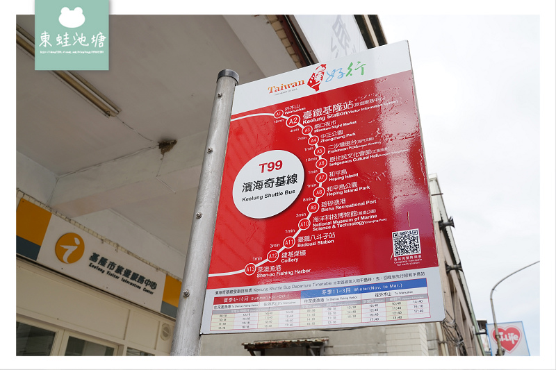 【基隆一日遊行程推薦】台灣好行濱海奇基線套票 有吃有玩有伴手禮CP值超高