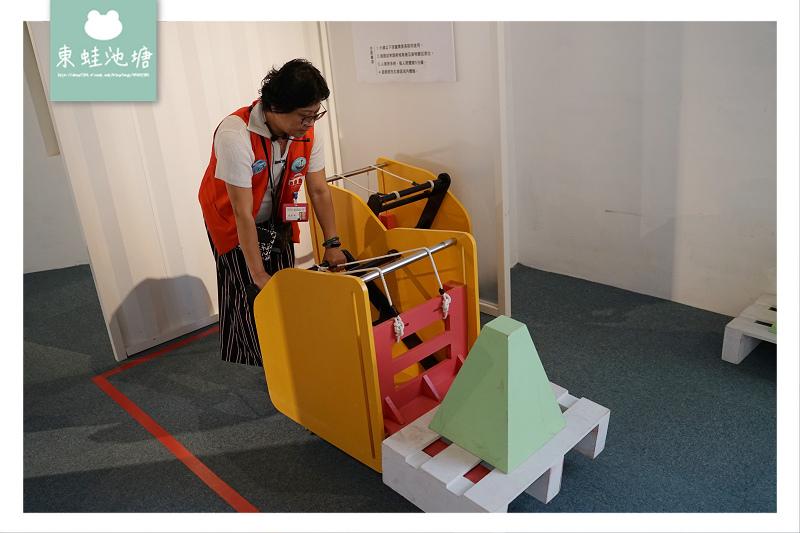 【基隆親子室內景點推薦】海洋文化主題博物館 貨櫃船皮雕DIY 陽明海洋文化藝術館