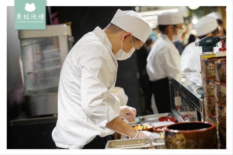 【台北信義區美食推薦】新光三越A11美食街 日本老字號職人現做冰見海鮮丼 粋鮨