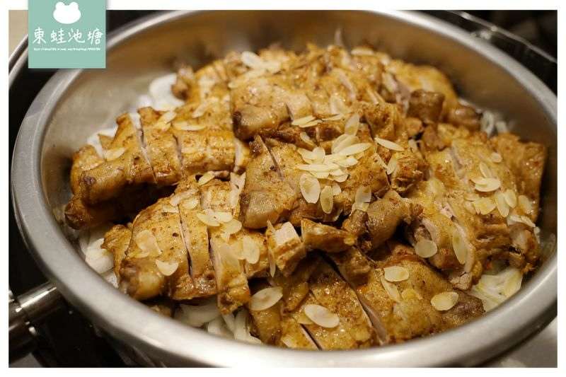 【台北西門町吃到飽餐廳推薦】早午餐限定 隱藏菜色香滷豬腳 台糖台北會館-甜心餐廳