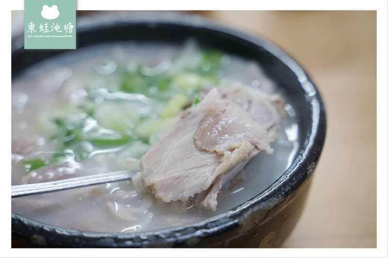 【釜山西面美食推薦】西面豬肉湯飯街 24小時營業 浦項豬肉湯飯 포항돼지국밥