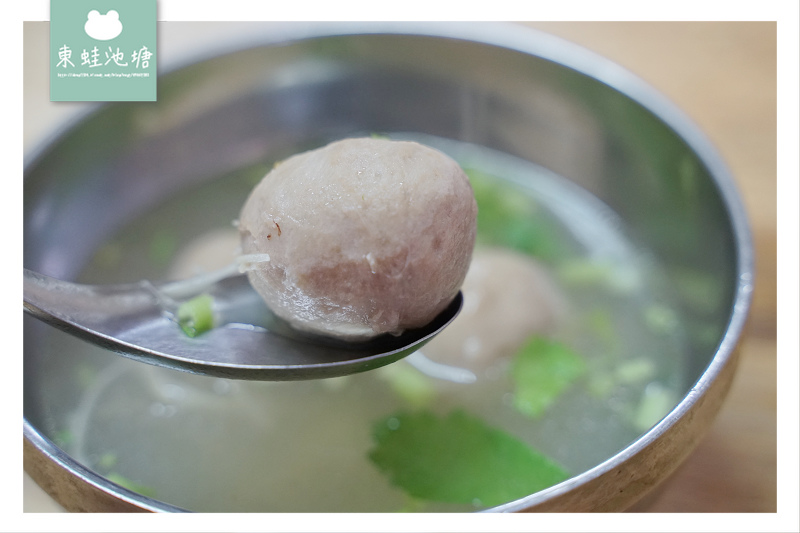 【新竹三民路一段576巷小吃】新竹名產小吃 海瑞摃丸 石記魚丸 南興米粉