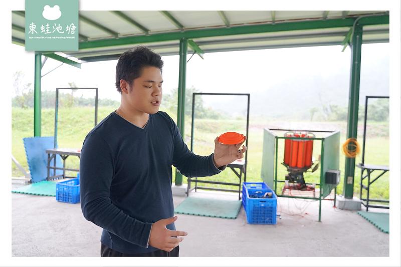 【宜蘭必玩體驗】北台灣唯一真槍實彈靶場射擊練習場 奧丁丁體驗推薦 四方林靶場
