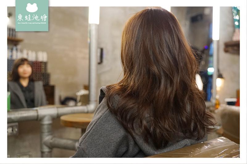 【桃園美髮沙龍推薦】植物染髮不傷髮質 低胺低鹼無剌鼻臭味 N.BORN恩邦髮藝