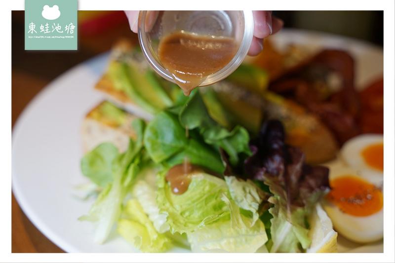 【台北內湖早午餐推薦】新美式早午餐 美國在台協會旁 Little Sprout 小初芽餐廳