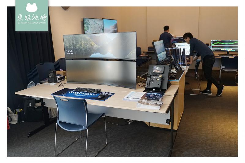 【電競螢幕 曲面顯示器推薦】2019三星電腦螢幕/儲存設備/商用電子白板VIP體驗會