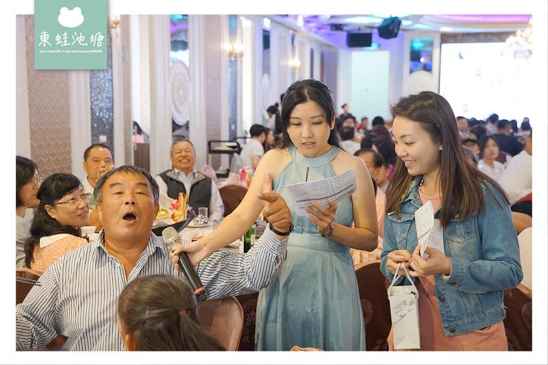 【婚禮主持人推薦】讓喜宴賓客玩翻天 新人悠閒樂翻天 婚禮主持人王小舞