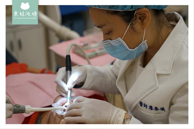 【竹北一日3D齒雕全瓷冠心得分享】真美舒眠植牙中心 關牙縫抽神經保護牙套美容最佳選擇