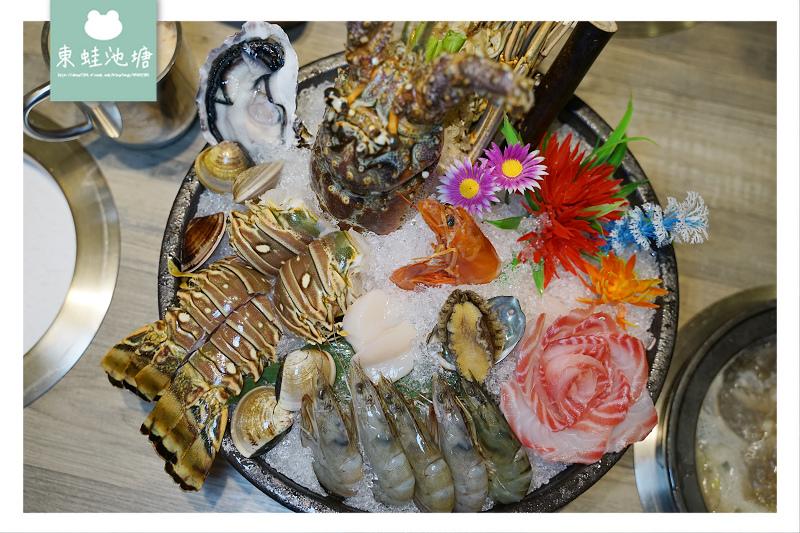 【蘆洲火鍋推薦】招牌猜拳鍋 龍生九子限量主題海陸套餐 剪刀石頭布鍋物專賣店