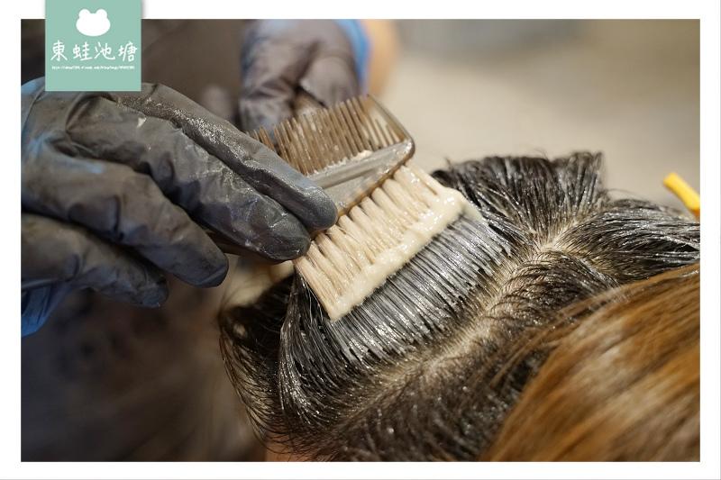 【竹北美髮沙龍推薦】結構式護髮+絲光染不分長短只要3500元 齊斯封髮型沙龍竹北店
