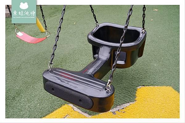 【台北大同區免費親子景點推薦】打鐵舖高塔滑梯 建成公園共融式兒童遊戲場 -1