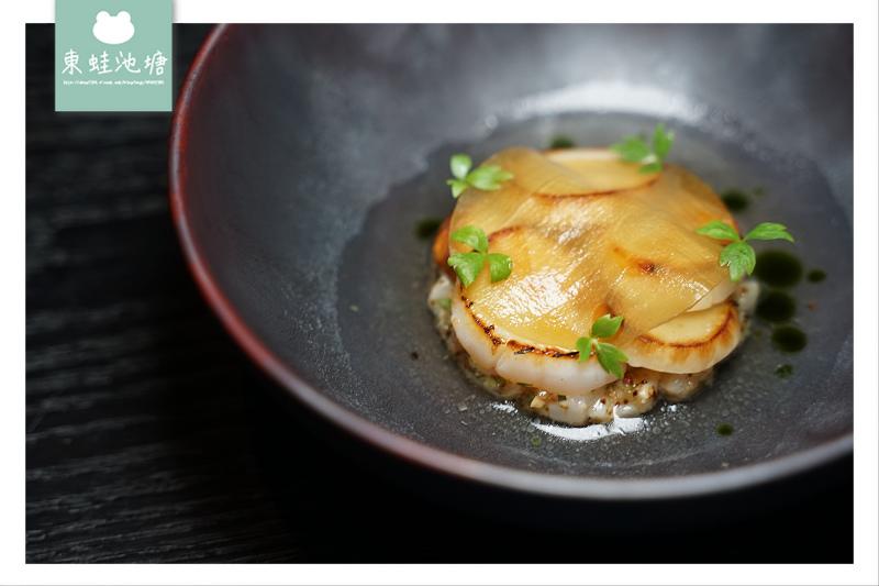 【台北法式料理餐廳推薦】大安區約會餐廳首選 主廚精選菜單 Stagiaire 實習生法式料理餐廳