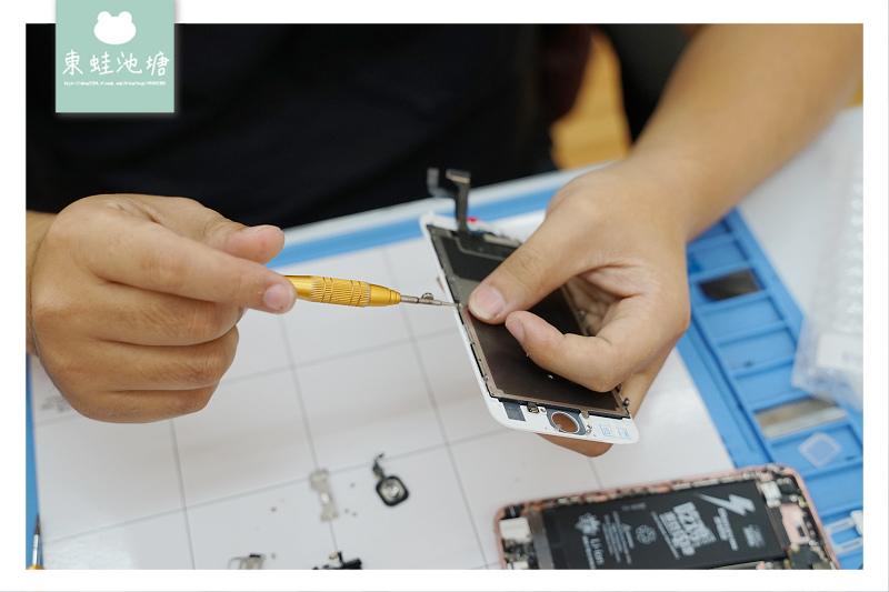 【大園手機維修推薦】iPhone換電池終生保固 完美手機維修大園店