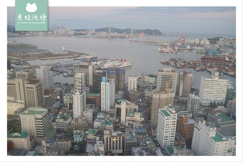 【釜山南浦洞景點推薦】釜山看夜景好去處 釜山塔 부산타워