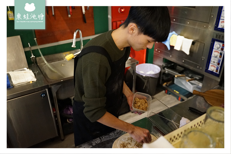 【台北手作披薩推薦】中山商圈美食 義法在地好滋味 Pizza La Bocca 義式手作披薩