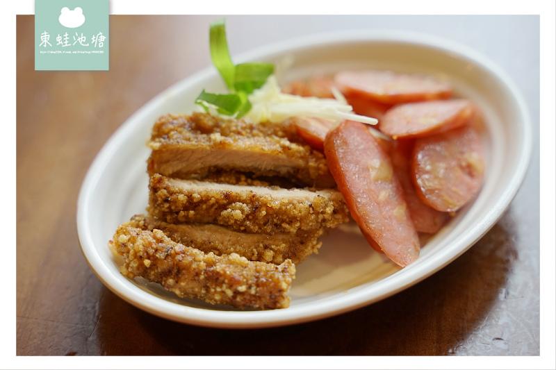【新竹關西美食推薦】創立於1955年 關西人氣小吃 ㄤ咕麵