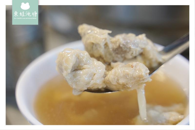 【基隆廟口夜市小吃推薦】金安肉焿油飯 基隆廟口28攤