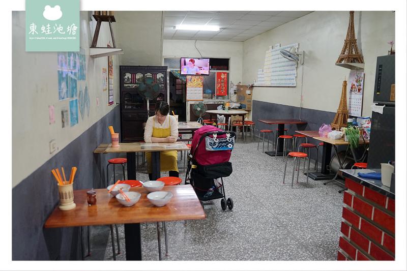 【宜蘭頭城小吃推薦】古早手工麵 50年老店 阿茂麵攤