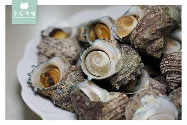 【馬祖東莒美食推薦】在地無菜單料理 現撈海鮮自種時蔬 船老大巧屋餐廳