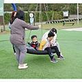【台北南港免費景點推薦】擁抱自然踏青好去處 共融式兒童遊戲場玩雙道溜索