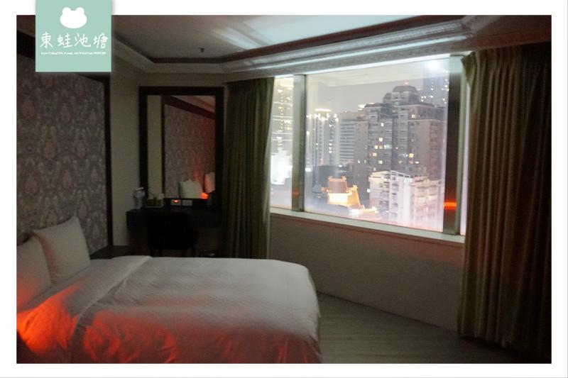 【板橋住宿旅店推薦】高樓層景觀佳 近湳雅夜市 金色年代旅店