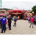 【新竹湖口免費景點推薦】縣定古蹟三元宮 老湖口天主堂文化館 湖口老街