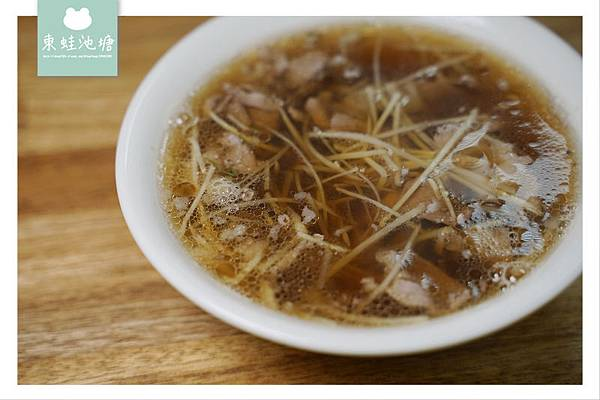 【新竹北區小吃推薦】醬拌羊油麵線 黑豬滷肉飯 北港羊肉麵線