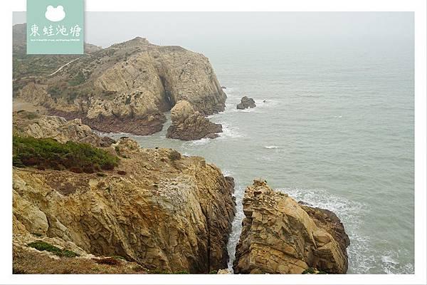 【馬祖東莒免費景點】呂洞賓何仙姑在此得道 神秘小海灣呂何崖