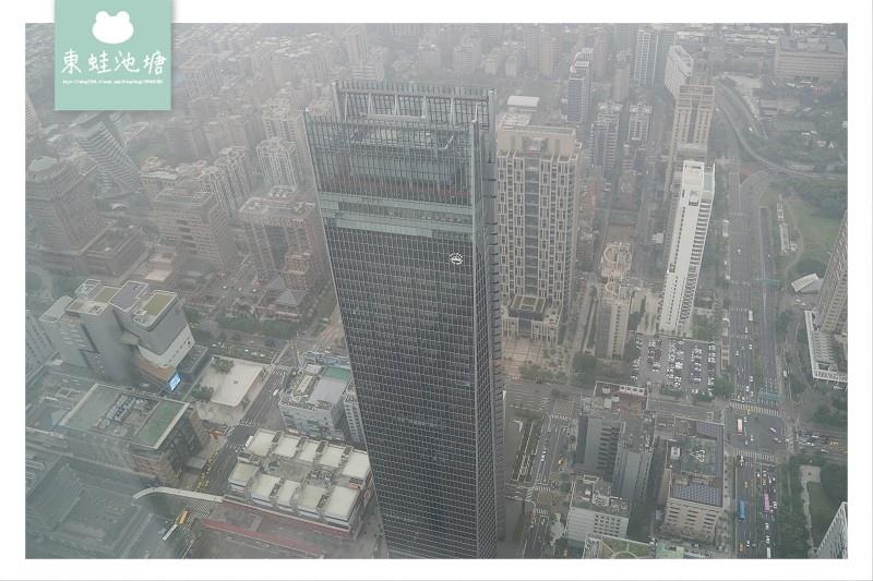 【台北101下午茶推薦】86樓絕美景觀 法式天空下午茶 頂鮮台北101