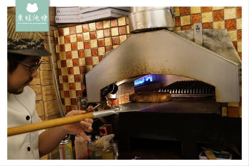 【台北義式料理推薦】精品級手工窯烤披薩 台灣首創冰披薩 Milano Pizzeria義大利米蘭手工窯烤披薩 台北中山店