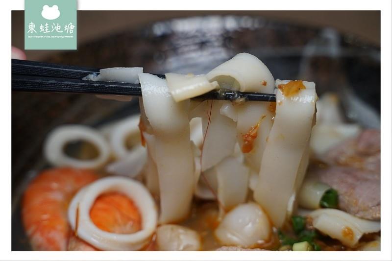 【新竹異國美食推薦】道地雲泰料理 當天現做米干 楊家米干雲泰美食館