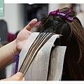 【桃園美髮沙龍推薦】超可愛貓咪髮廊 宅 house • hair 客製化凝膠指甲 Ivy Nail Studio